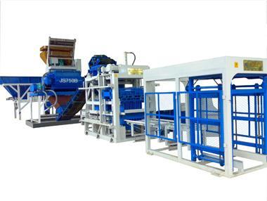 砖机厂家具体说明安装液压制砖机的准备工作